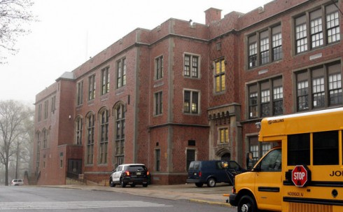 Teaneck High School New Jersey Senior Prank