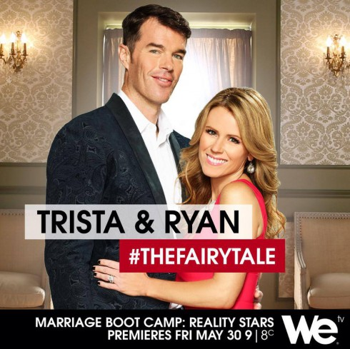 The Bachelorette's Trista Sutter and Ryan Sutter on Marriage Boot Camp: Reality Stars