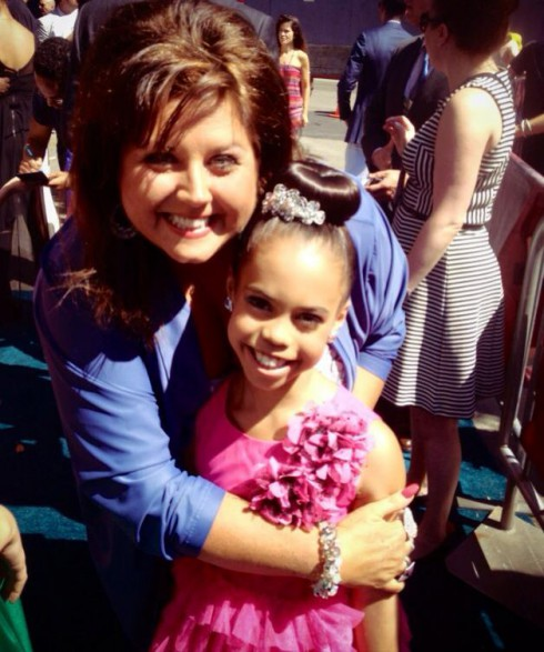 Abby Lee Miller - Asia Monet Ray