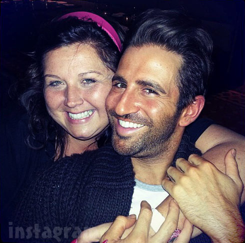 Abby Lee Miller Michael Padula together
