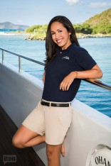 Below Deck Jennice Ontiveros