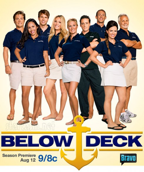 Bravo Below Deck Season 2 cast photo