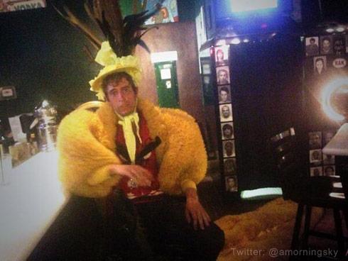 Kansas City Big Bird bandit costume thief
