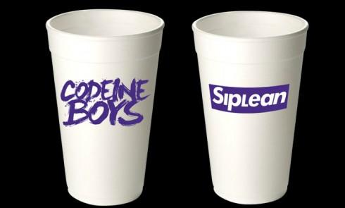 Codeine Boys Siplean