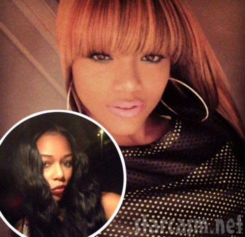 Erica Pinkett Love and Hip-Hop - Bambi Johnson