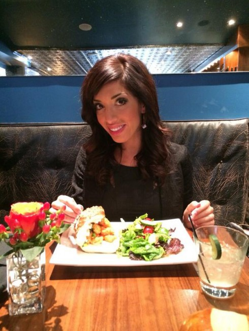 Farrah Abraham - Food - Restaurant in Austin