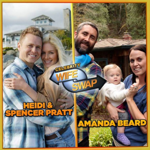 Speidi Are Splitting Up...For 'Celebrity Wife Swap' - MTV