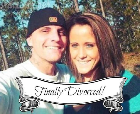 Jenelle Evans - Courtland Rogers Divorced