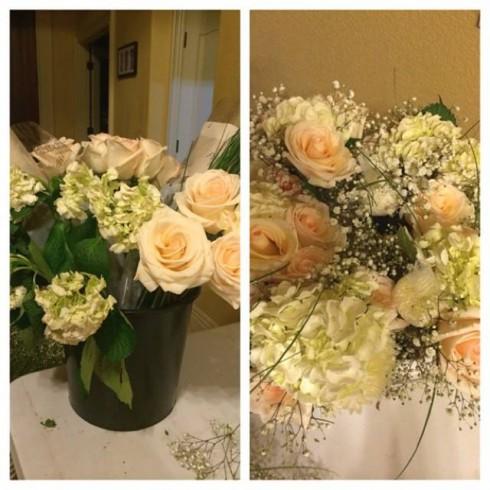 Jill Duggar Wedding Flowers
