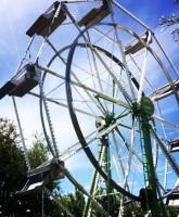 Kidchella Ferris wheel
