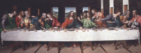 Last Supper - Friday the 13th