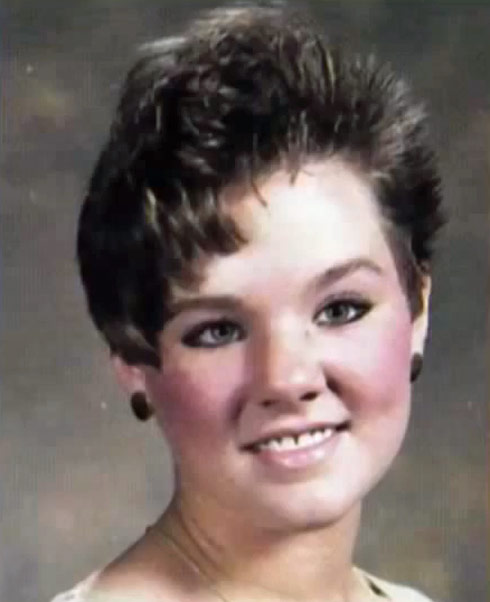 Melissa McCarthy yearbook photo St. Francis Academy