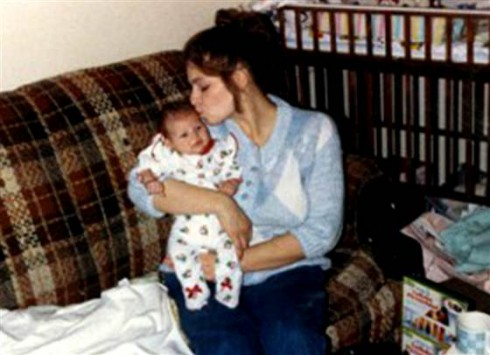 Miss Pennsylvania Valerie Gatto and Mom