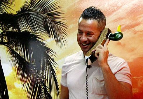 Jersey Shore The Situation duck phone