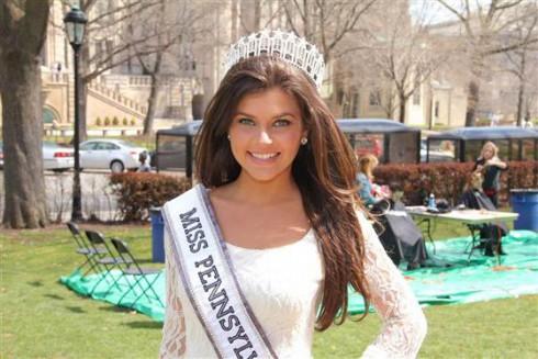 Valerie Gatto Miss USA Hopeful