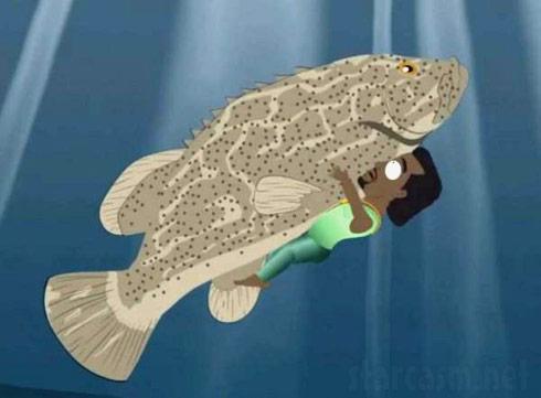 Kanye West Gay Fish South Park