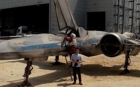 Abrams X-Wing