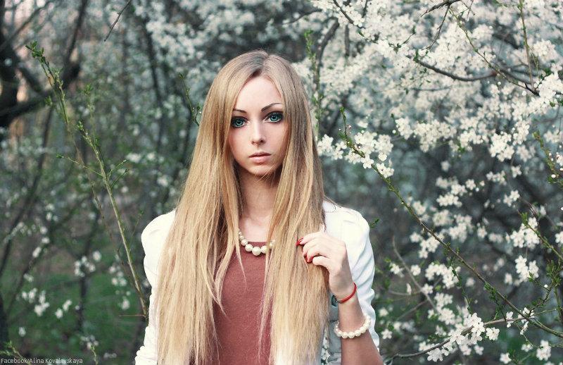 photos meet new human barbie alina kovalevskaya plus see