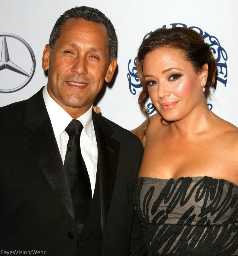 Husband remini is who leah 8 Facts