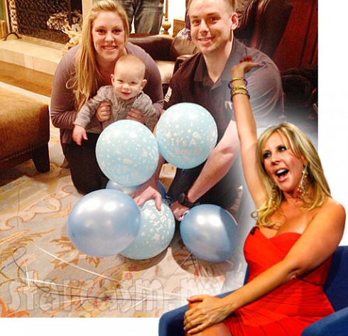 Briana Wolfsmith-Culberson gives birth to second son July 9 2014