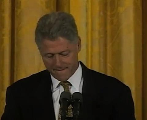 Clinton apology