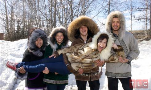Escaping Alaska cast