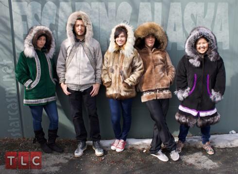 TLC Escaping Alaska cast photo