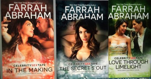 Farrah Abraham - Celebrity Sex Tape Trilogy