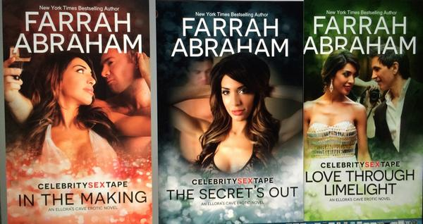 Farrah Abraham - Celebrity Sex Tape Trilogy