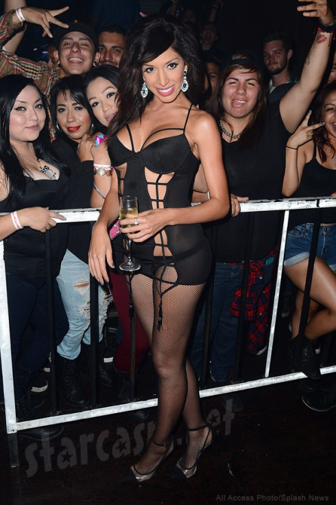 Teen Mom Farrah Abraham sex toy launch party