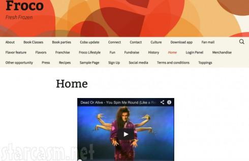Froco Hacked - Farrah Abraham Website Restored