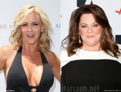 Jenny McCarthy - Melissa McCarthy Cousins Feuding