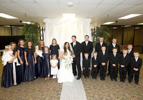 Jim Bob and Michelle Duggar Vow Renewal 2009