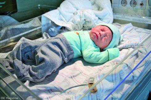 Kaiser Griffith Newborn Photos