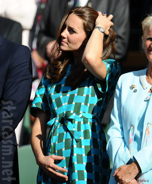 Is Kate Middleton pregnant again?