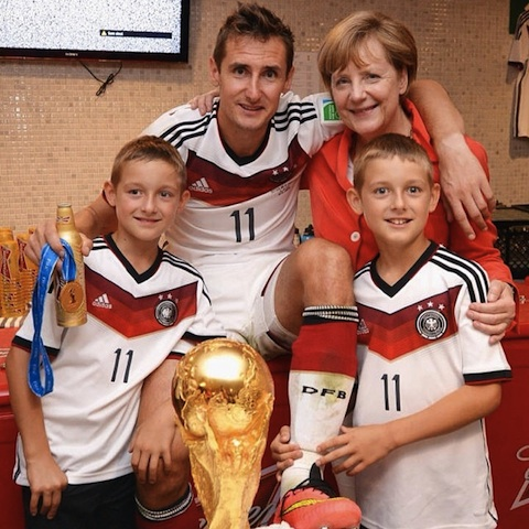 Klose Merkel