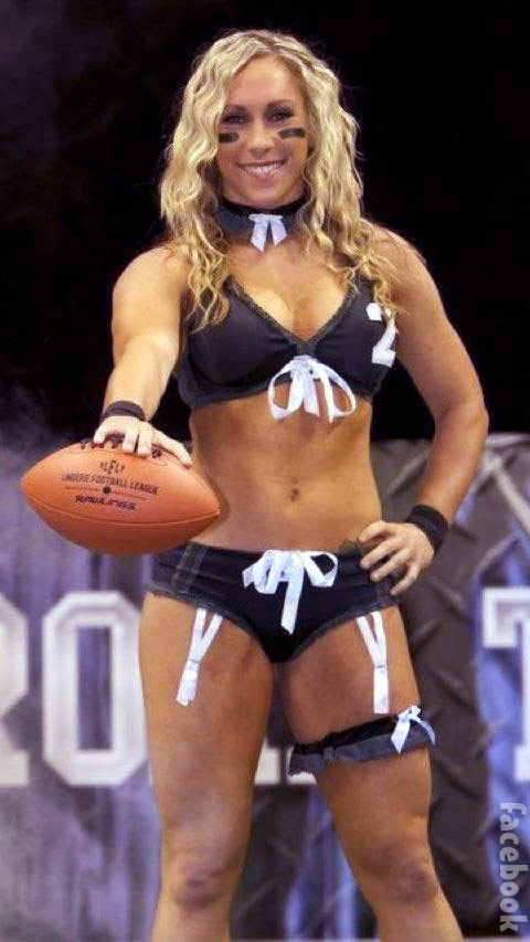 LFL Los Angeles Temptation Melissa Margulies