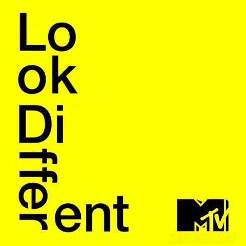 Look Different logo alternate