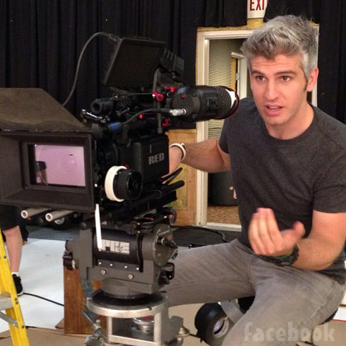 Catfish Max Joseph is directing a feature-length movie film