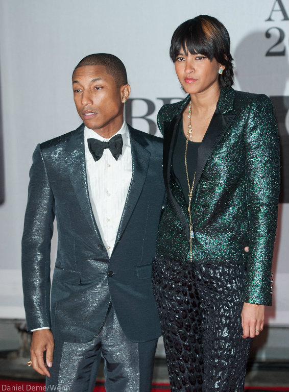 Is Pharrell married? Who is Pharrell Williams' wife, Helen ...