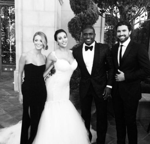 Reggie Bush's Wedding - Brody Jenner