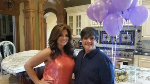 Rosie Pierri and Kathy Wakile