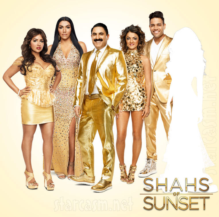 Why Was Lilly Ghalichi Fired From Shahs Of Sunset