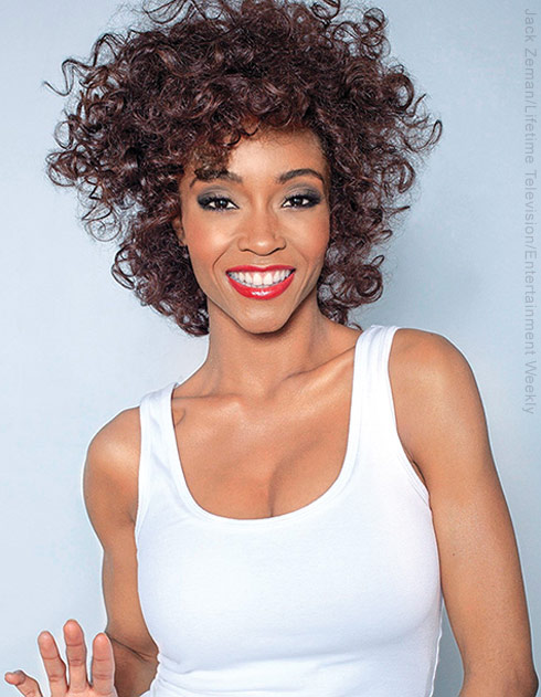 Yaya DaCosta as Whitney Houston Lifetime Movie