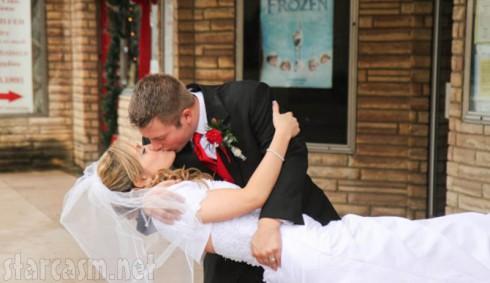 Zach Bates and Whitney Bates Wedding