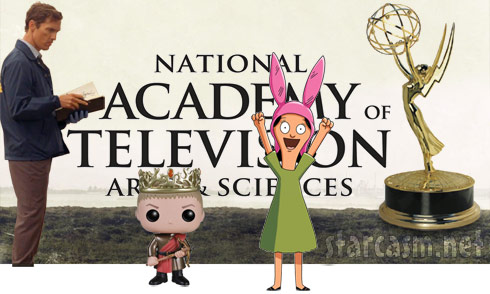2014 Creative Arts Emmys Louise Belcher from Bob's Burgers, Game of Thrones and True Detective
