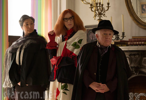 American Horror Story Coven Coven Emmy hair