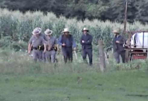Abducted Amish Girls Found Alive