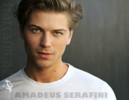 Amadeus Serafini MTV Scream TV series Kieran Wilcox