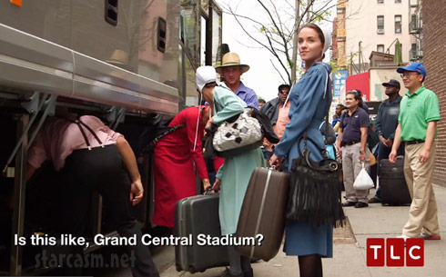 Breaking Amish Grand Central Stadium quote
